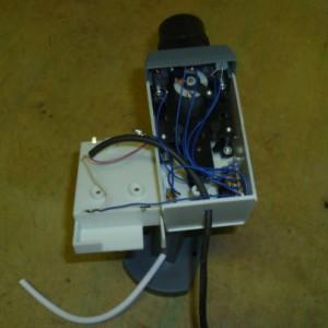 распайка провода