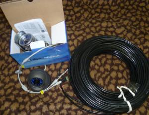 видеокамеры и кабель
