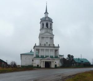 церковь в кстинино