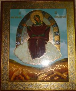 икона спорительница хлебов
